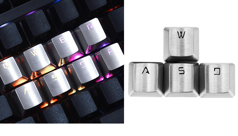 Fitlink FPS & MOBA Gaming Keycaps
